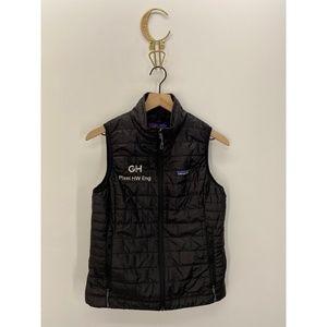 Patagonia Turtleneck 100% Polyester Jacket Black S